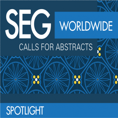 SEG  calls for abstracts